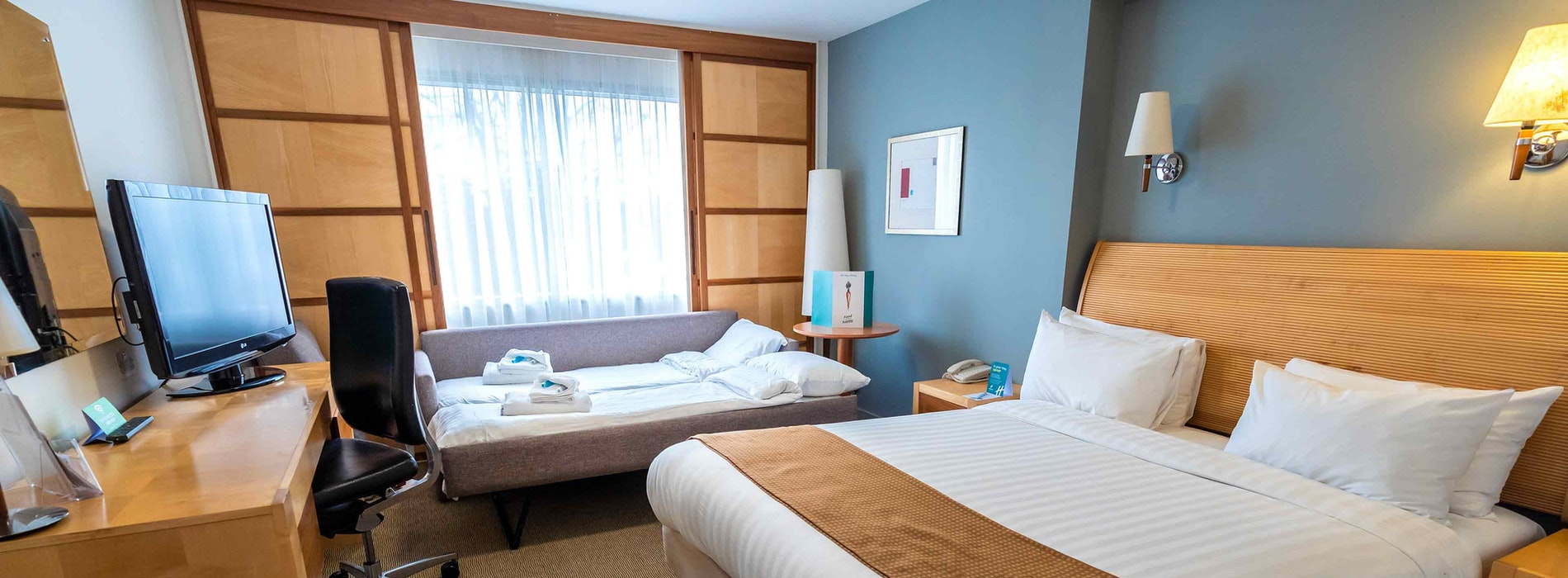 Holiday Inn London Heathrow M4 J4 near LEGOLAND® Windsor Resort