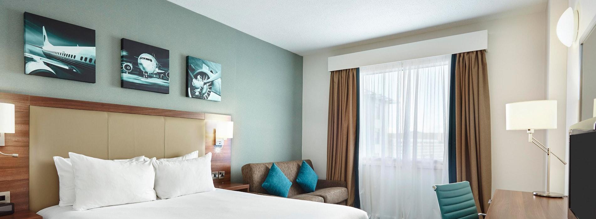 Hilton Garden Inn Heathrow near LEGOLAND Windsor Resort