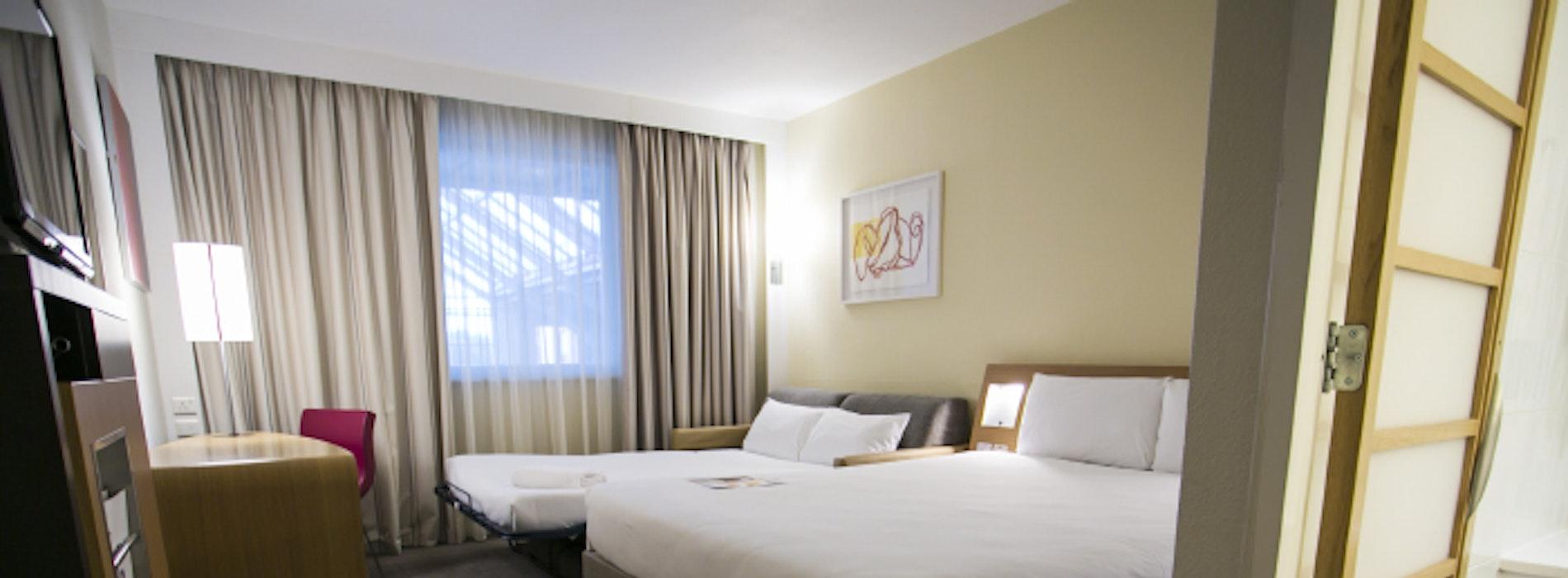 Novotel Heathrow hotel near Legoland Windsor Resort