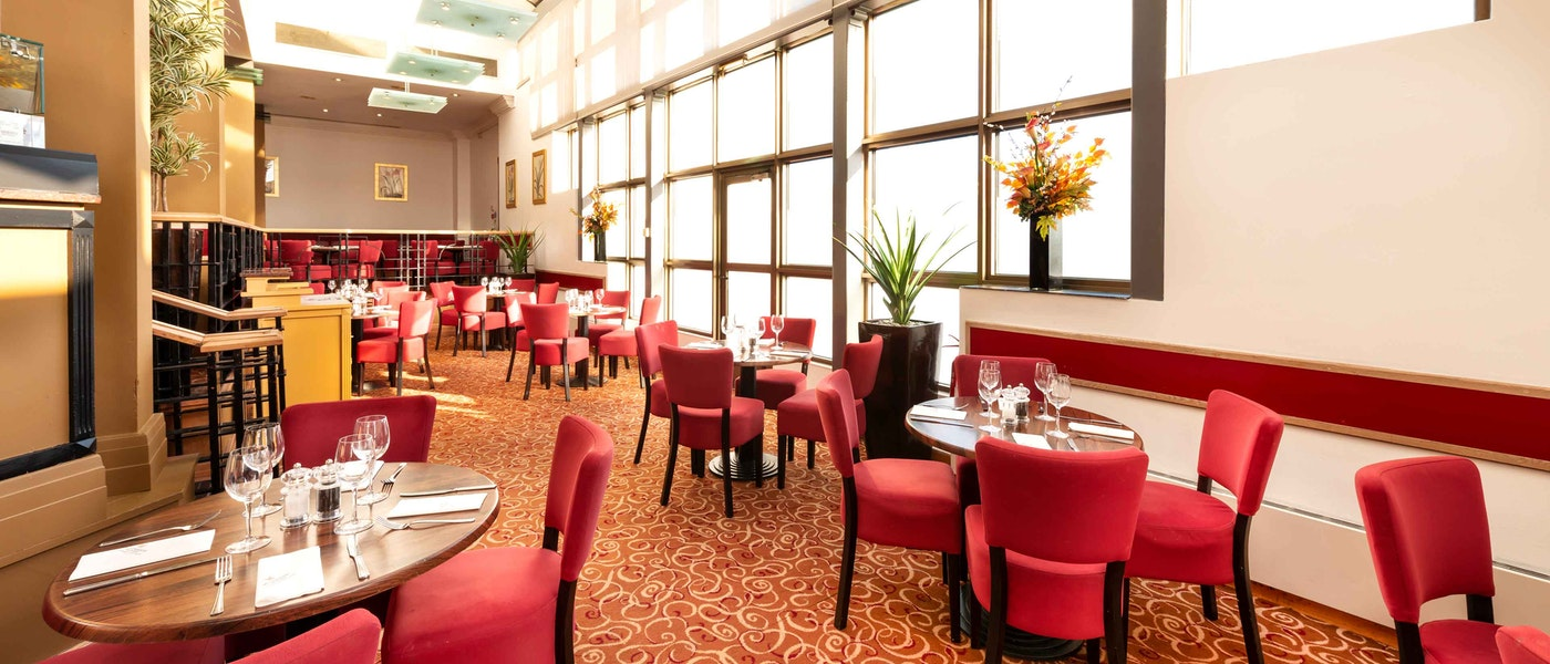 Restaurant at the Copthorne Slough Windsor
