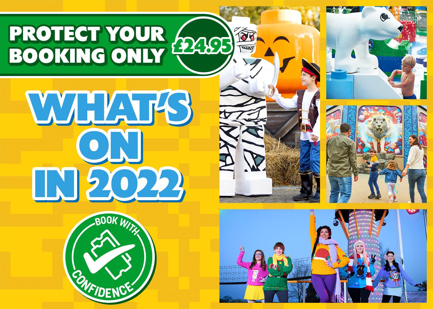 2022 LEGOLAND Holidays