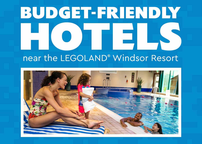 Cheap hotels near LEGOLAND Windsor