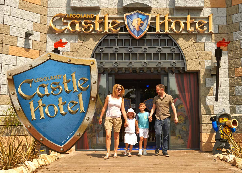 LEGOLAND Castle Hotel