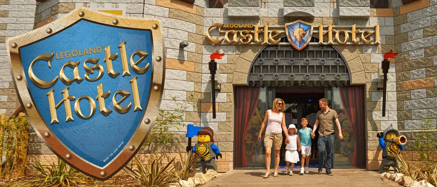LEGOLAND<sup>®</sup> Castle Hotel
