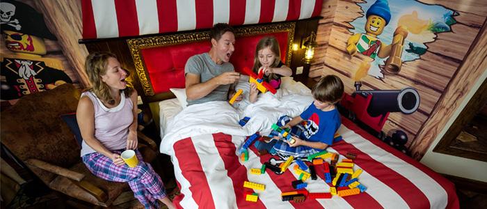 Resort Accommodation at Legoland Windsor