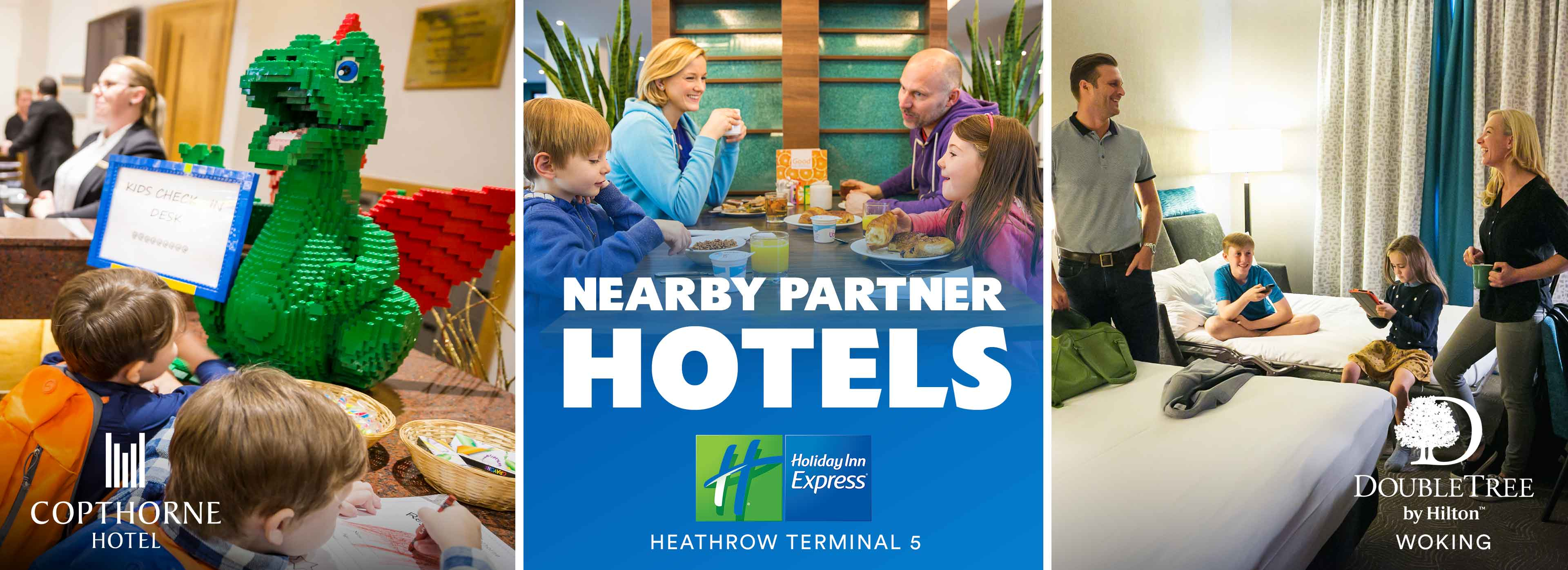 Nearby Partner Hotels