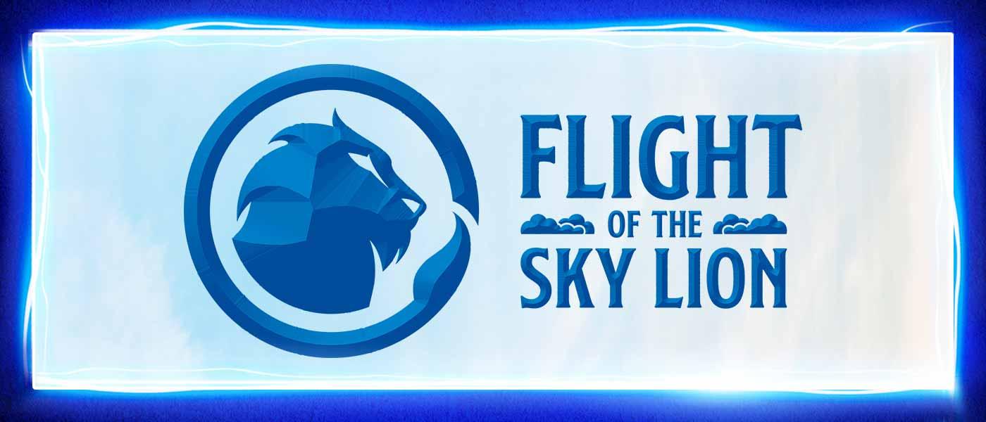 Flight of the Sky Lion at the LEGOLAND Windsor Resort