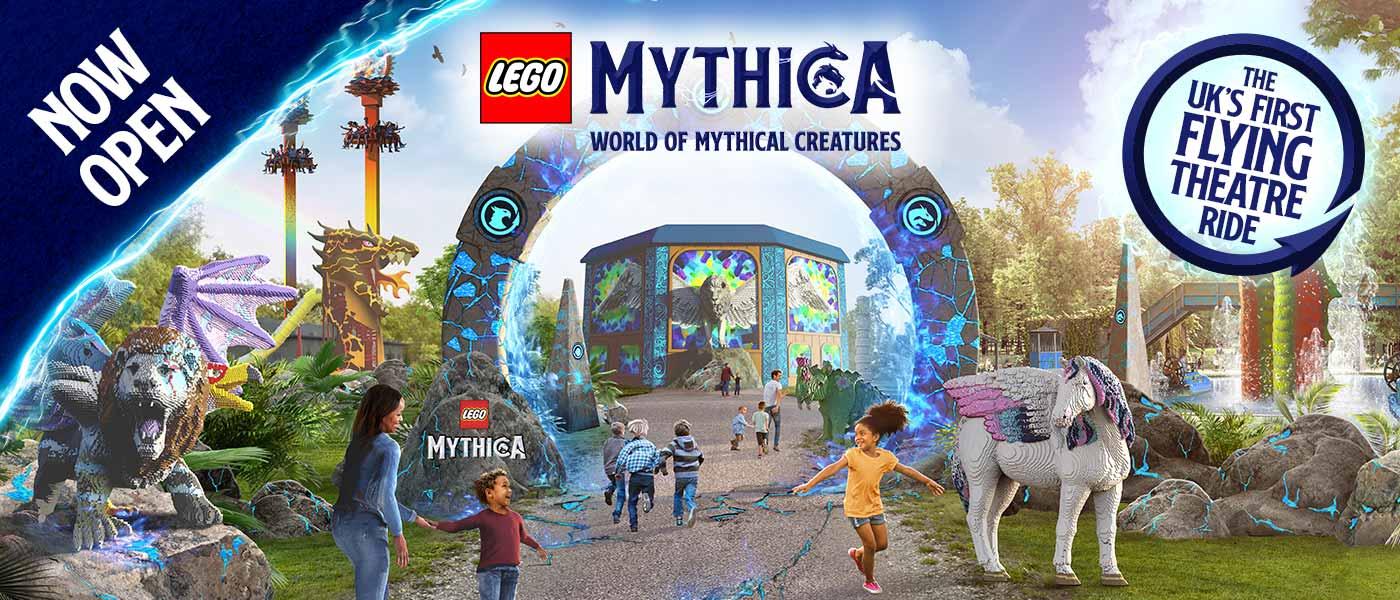 LEGO Mythica at LEGOLAND Windsor Resort