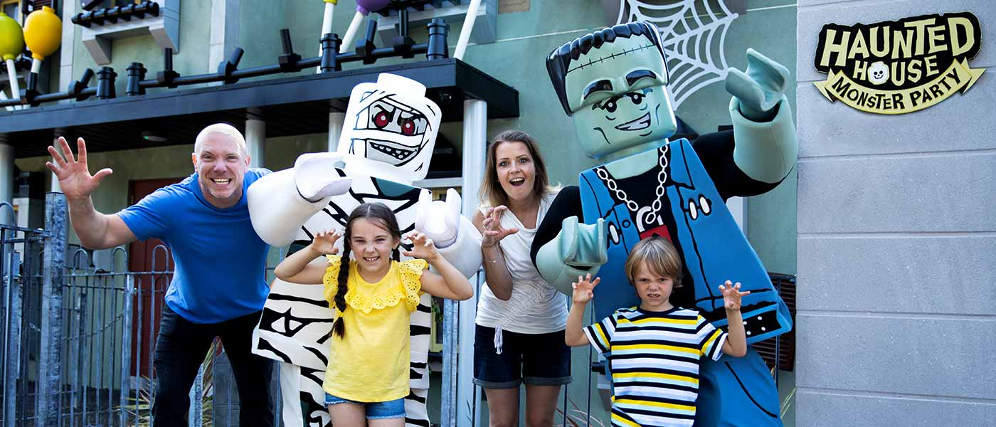 Brand new attractions at LEGOLAND Windsor Resort
