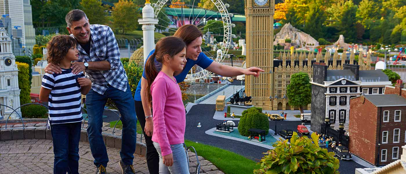 LEGOLAND Packages include