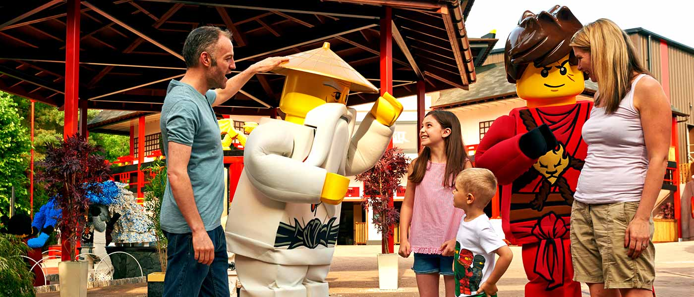 FREE Digipass when you stay at the LEGOLAND<sup>®</sup> Windsor Resort Hotels in March & April