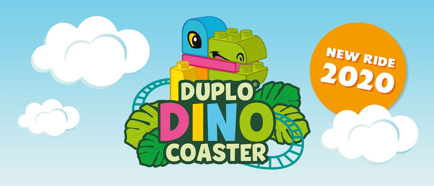 DUPLO Dino Coaster