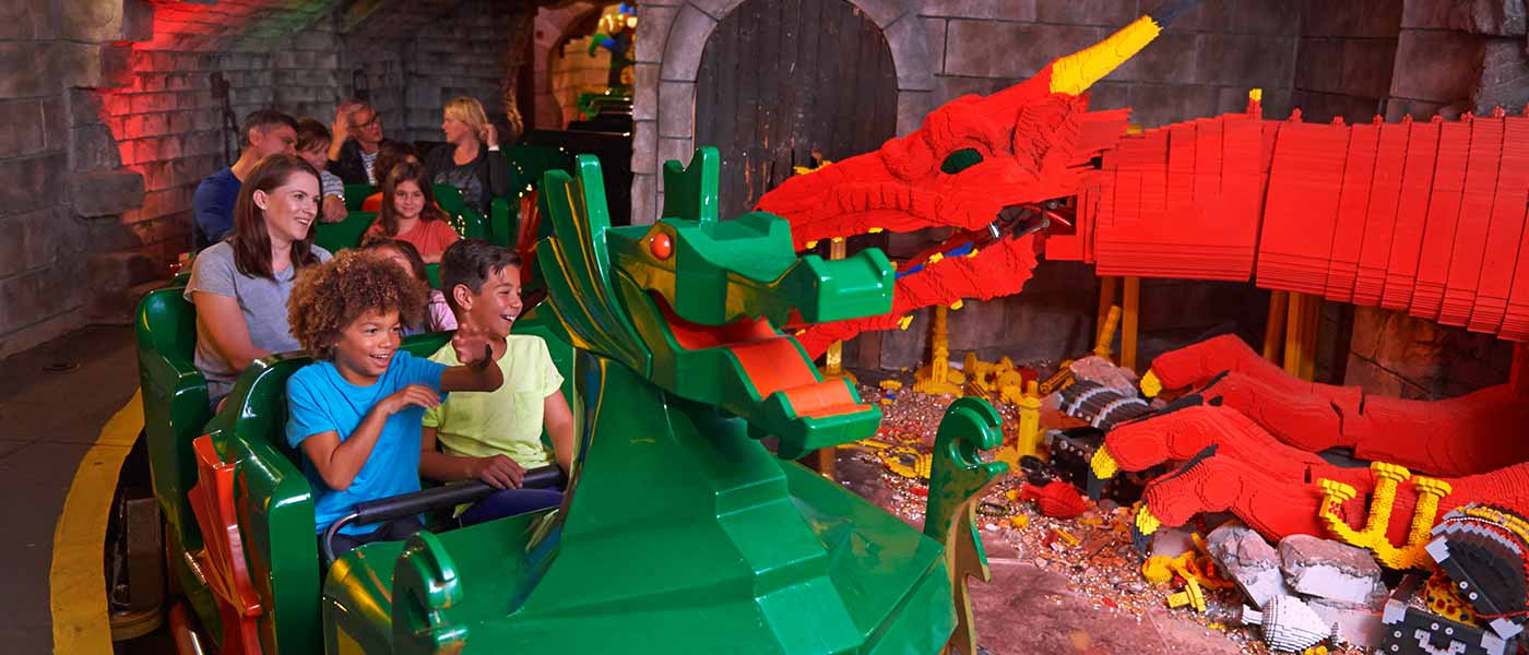 Knight's Kingdom at LEGOLAND Windsor Resort