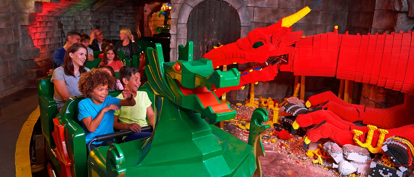 Awesome Awaits with LEGOLAND<sup>®</sup> Holidays