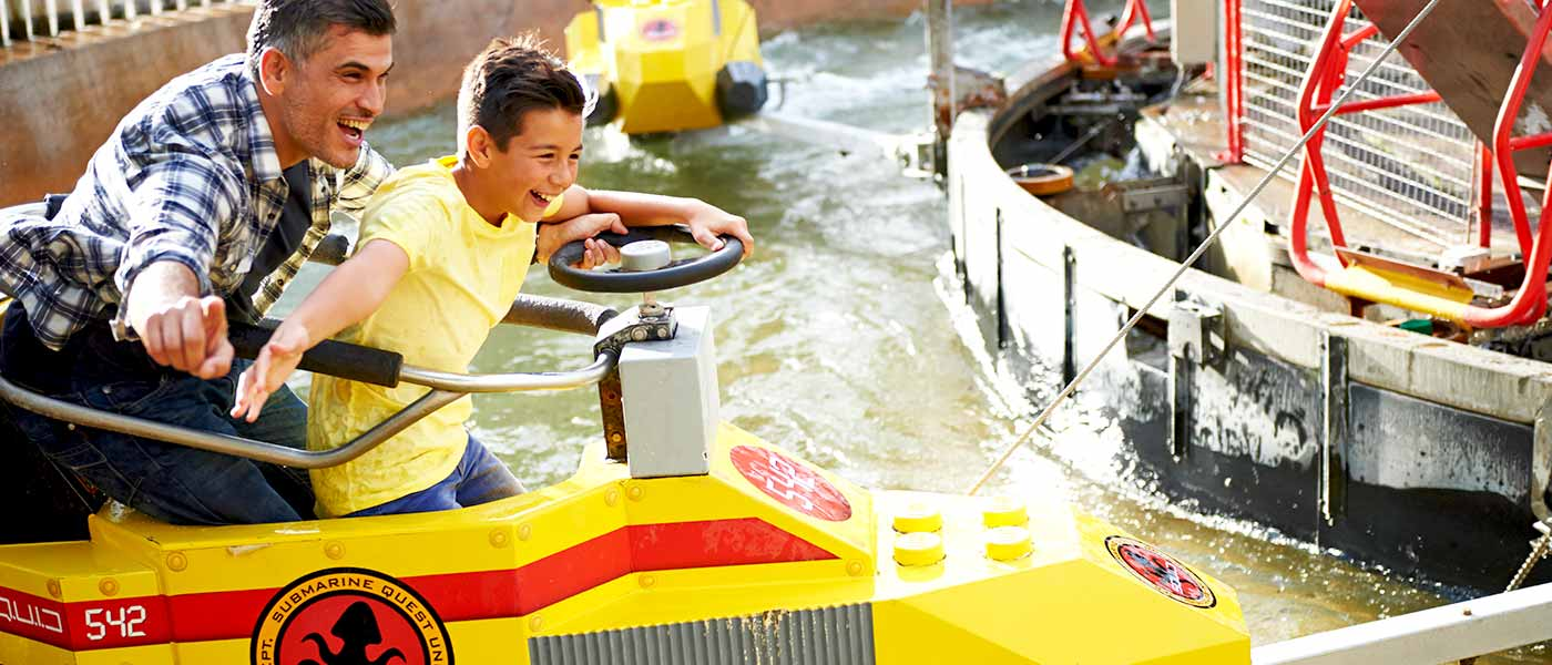 ADVENTURE LAND at LEGOLAND Windsor Resort