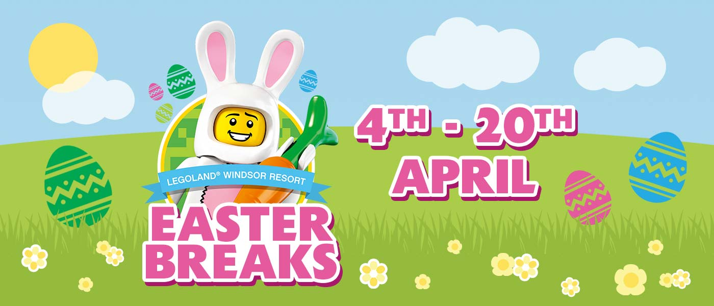 Easter Breaks at LEGOLAND Windsor Resort