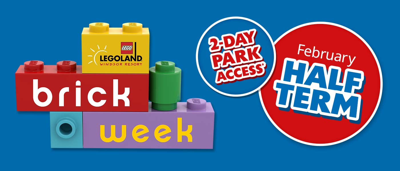 February Half Term at LEGOLAND Windsor Resort