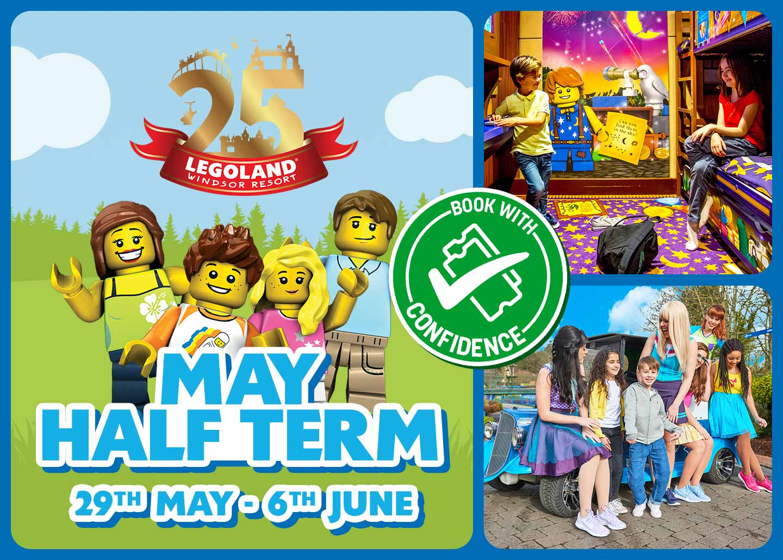2021 May Half Term at LEGOLAND Windsor Resort