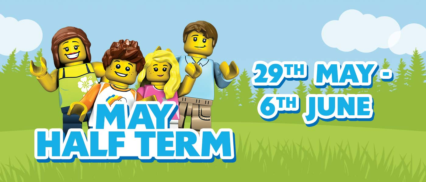 May half term at the LEGOLAND Windsor Resort