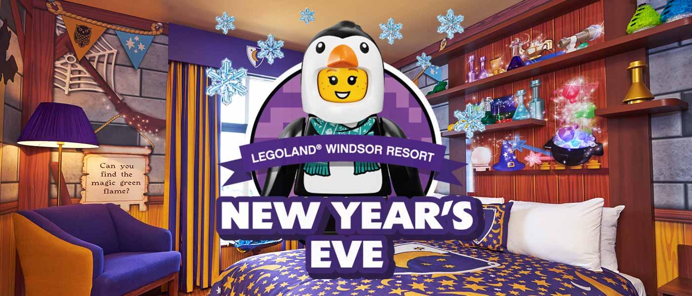 Santa Sleepovers at the LEGOLAND Windsor Resort