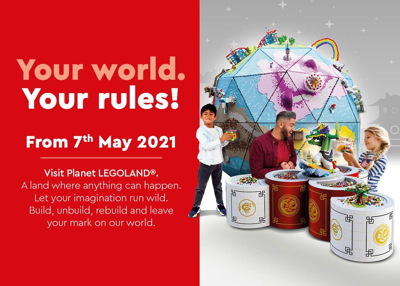 2021 LEGOLAND Holidays