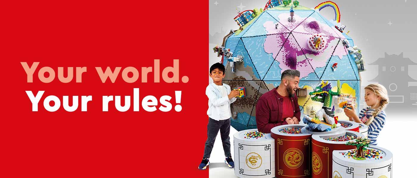 Rebuild the World at LEGOLAND Windsor Resort