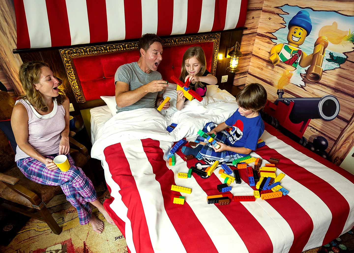 Resort Accommodation at Legoland Windsor