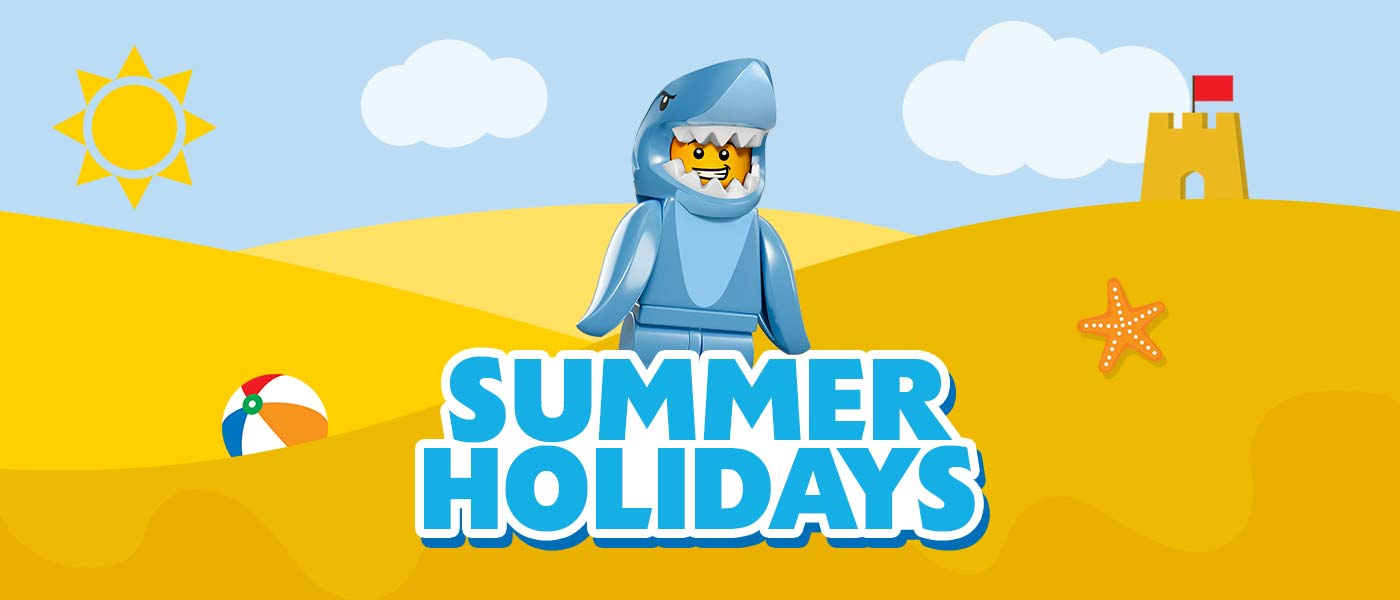 Summer holidays at the LEGOLAND Windsor Resort