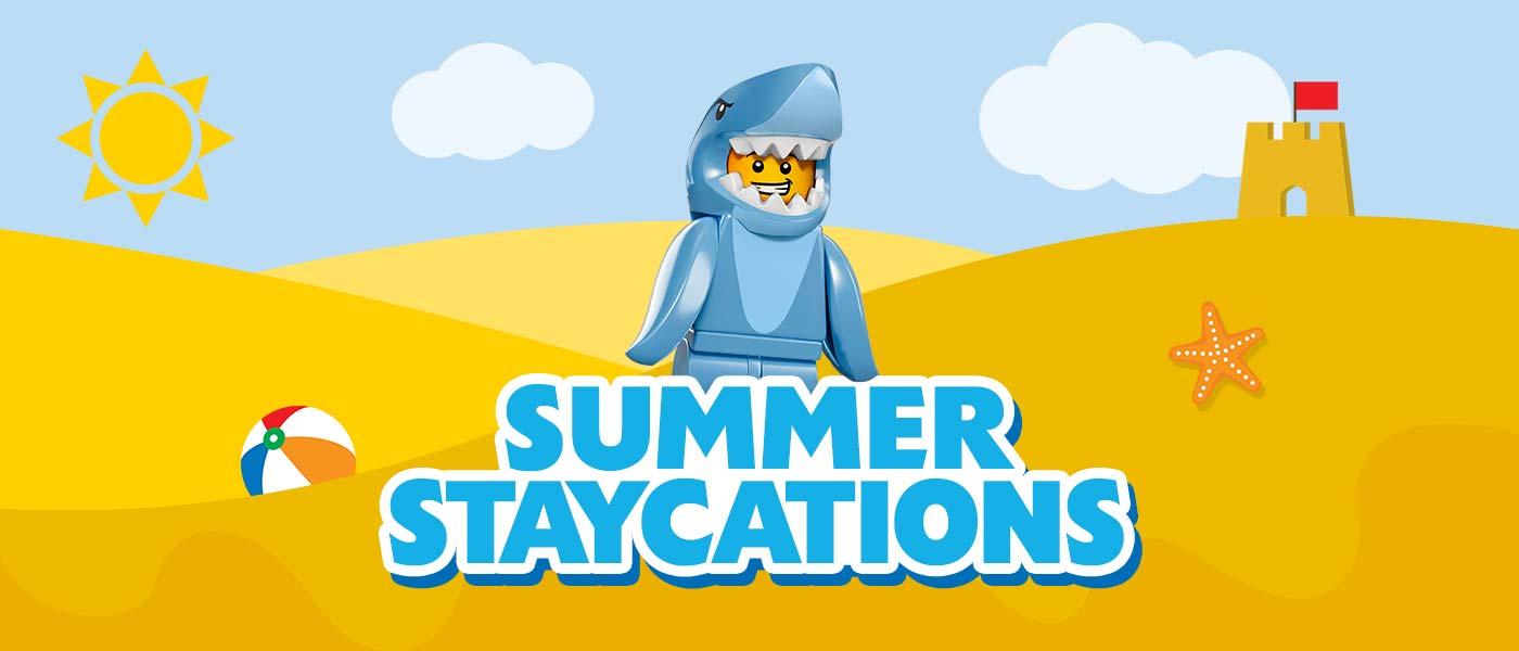Summer holidays at the LEGOLAND Windsor Resort