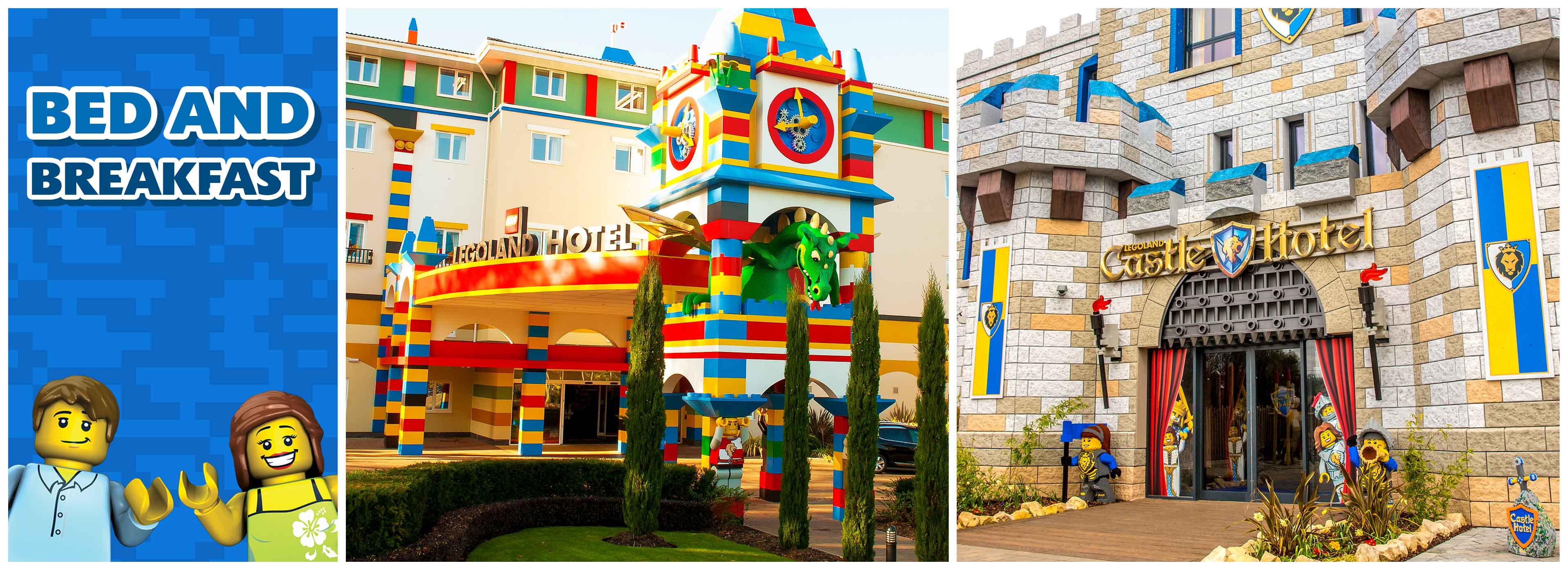 LEGOLAND Resort Hotel bed and breakfast