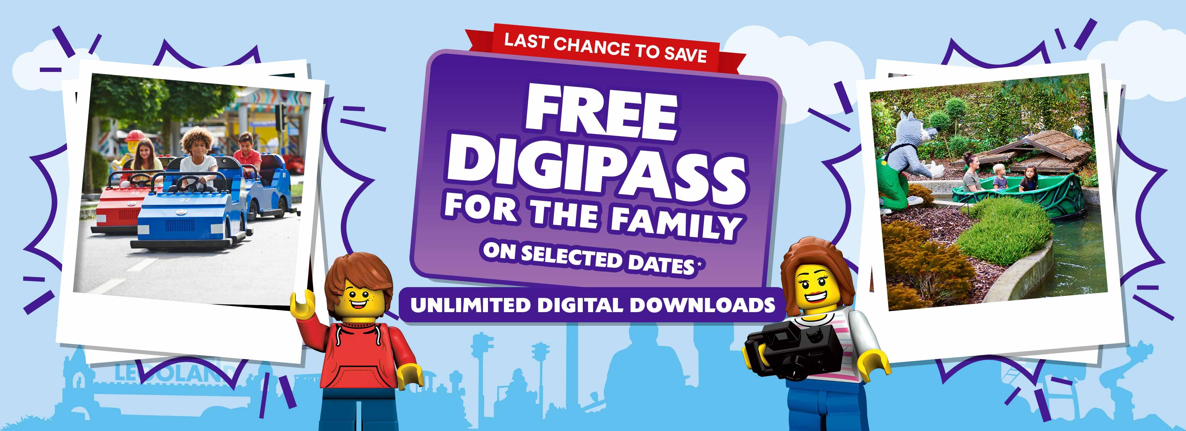 FREE 2-Day Digipass