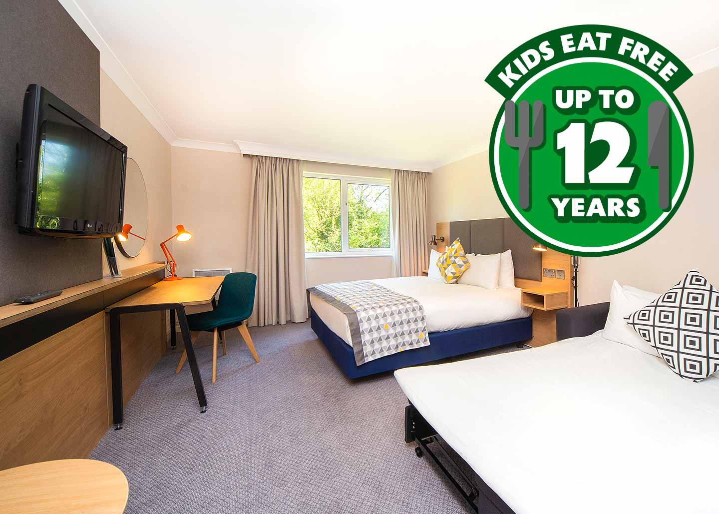 Stay at the Holiday Inn Reading South on your short break