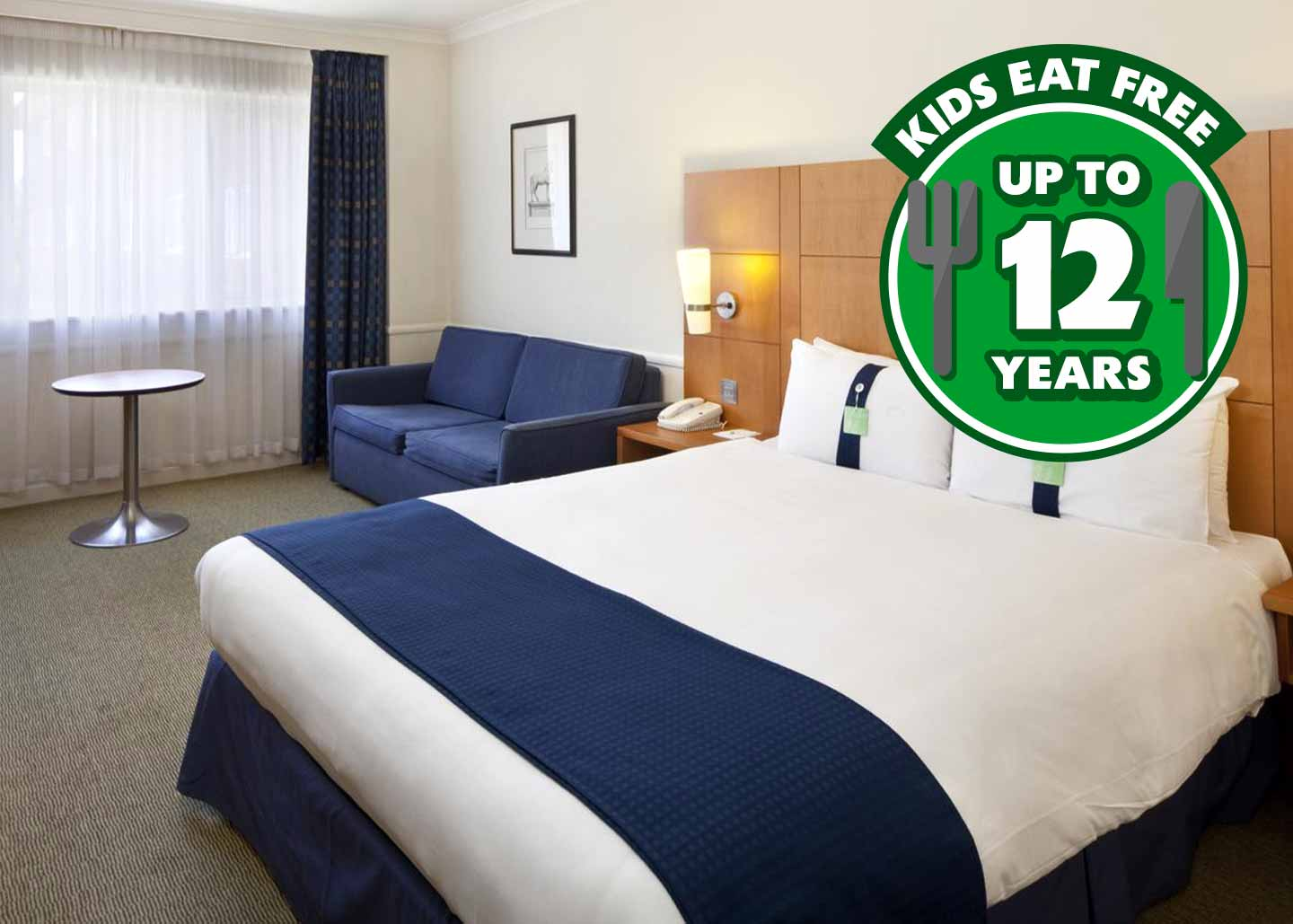 Stay at the Holiday Inn Guildford on your short break