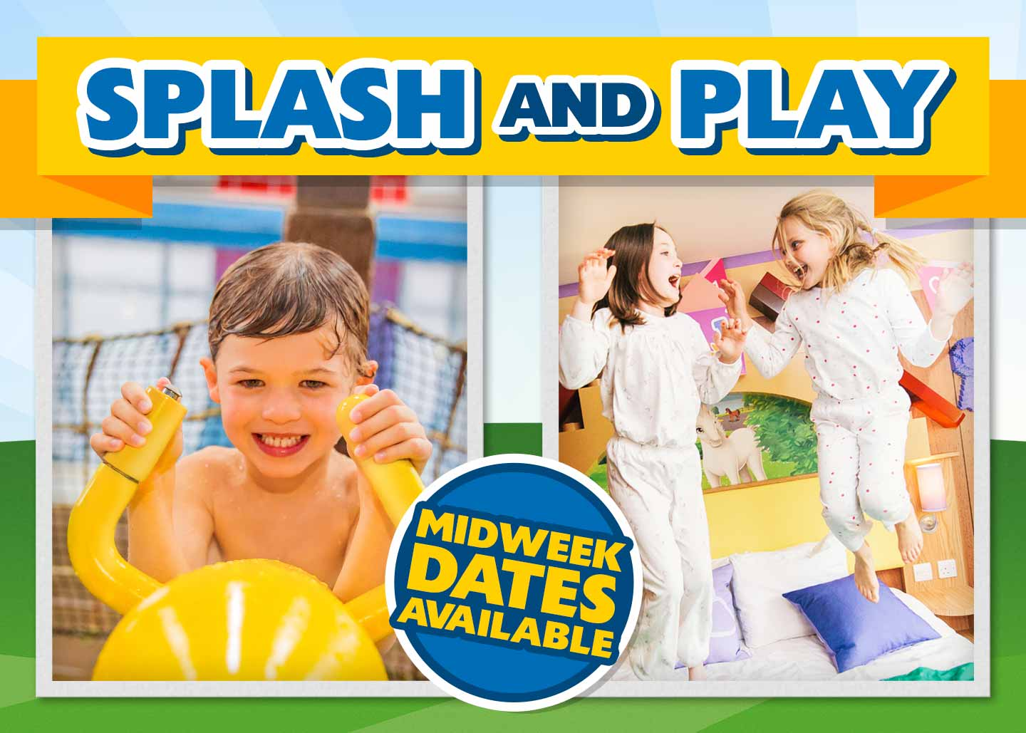 Splash and Play with LEGOLAND Holidays